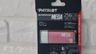 Обзор USB 3.1 – накопителя Patriot Supersonic Mega (256 ГБ)
